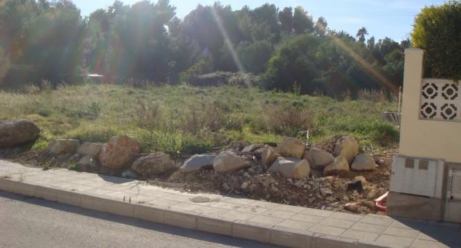 Parcela Estret en Moraira (1)