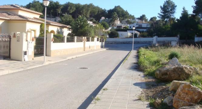 Parcela Estret en Moraira (2)