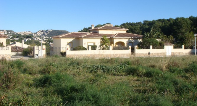 Parcela Estret en Moraira (5)