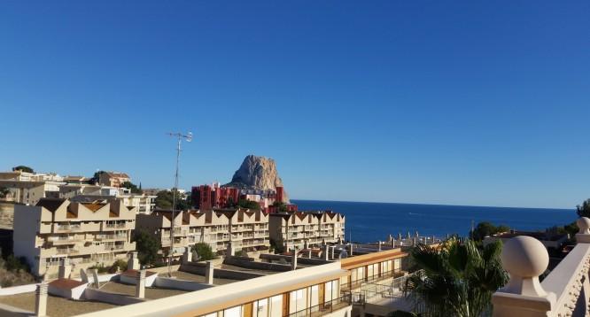 tico Duplex Residencial Cala Manzanera en Calpe (1)