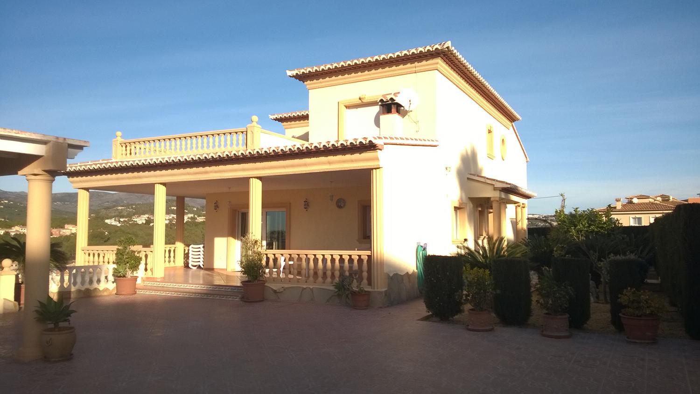 Villa casanova k calpe acheter ou louer une maison for Acheter ou louer une maison