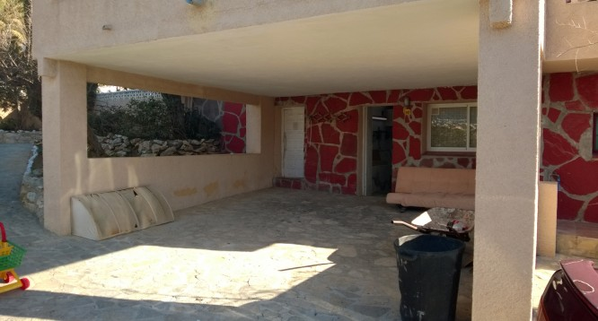 Villa El Sol en Calpe (69)