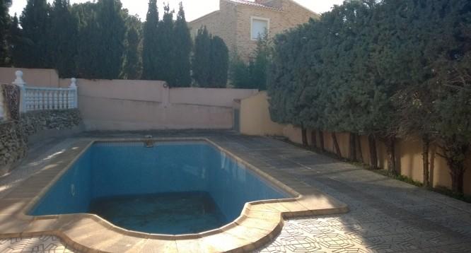 Villa El Sol en Calpe (78)