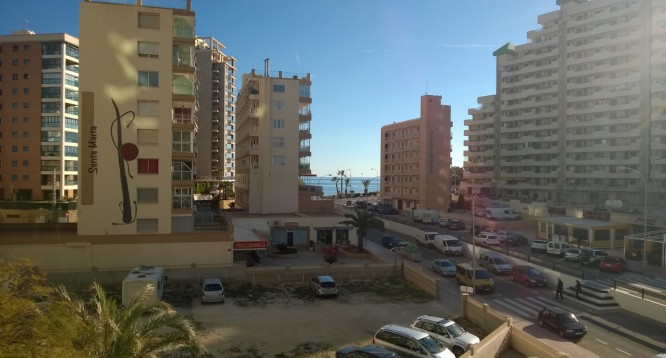 Apartamento Miramar en Calpe (1)
