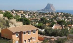 Villa Canuta de Ifach para alquilar en Calpe (20)