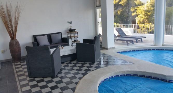 Villa Oltamar para alquilar en Calpe (4)