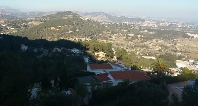 Villa Oltamar para alquilar en Calpe (7)