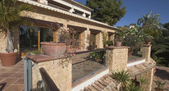 Villa Pla del Mar en Moraira  (8)