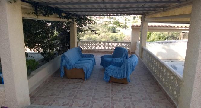 Villa Benicuco para alquilar en Calpe (36)