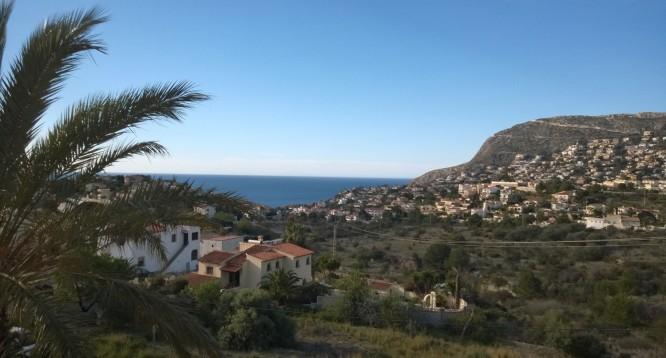 Villa Benicuco para alquilar en Calpe (6)