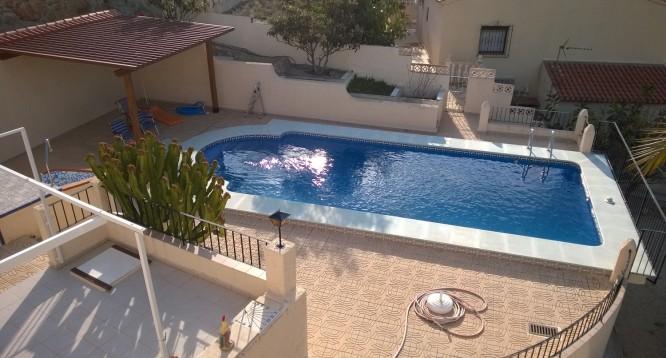 Villa Benicuco para alquilar en Calpe (8)