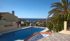 Villa Benicuco para alquilar en Calpe (9)