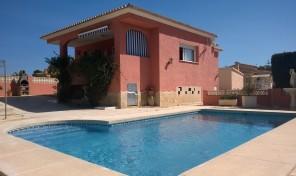 Villa La Merced en Calpe (1)
