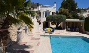 Villa Canuta de Ifach A en Calpe (1)
