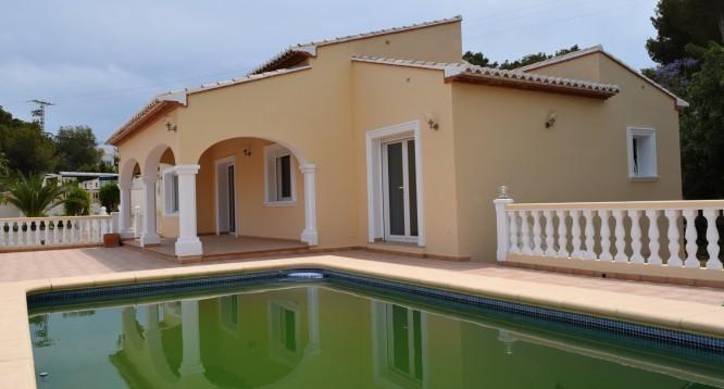 Villa Cabo Salou en Moraira  (1)