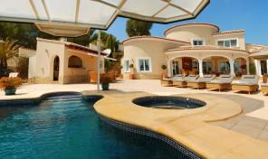 Villa Fanadix à Benissa