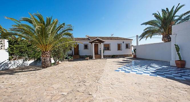 Villa La Canuta Baja 7 en Calpe (15)