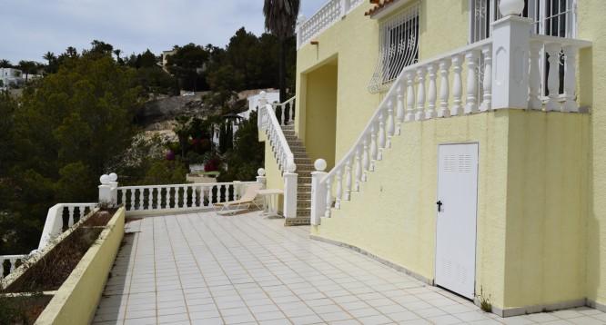 Villa Montemar en  Benissa (18)