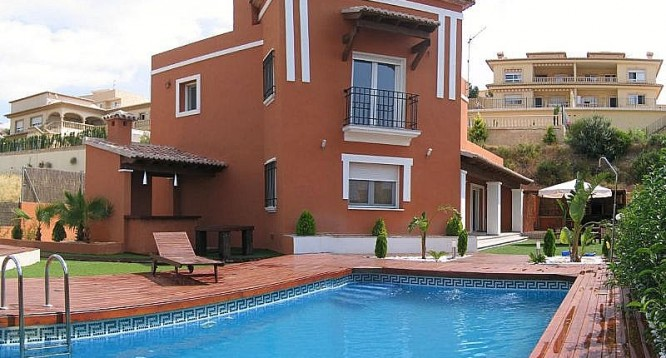 Villa Pla Roig T en Calpe (1)