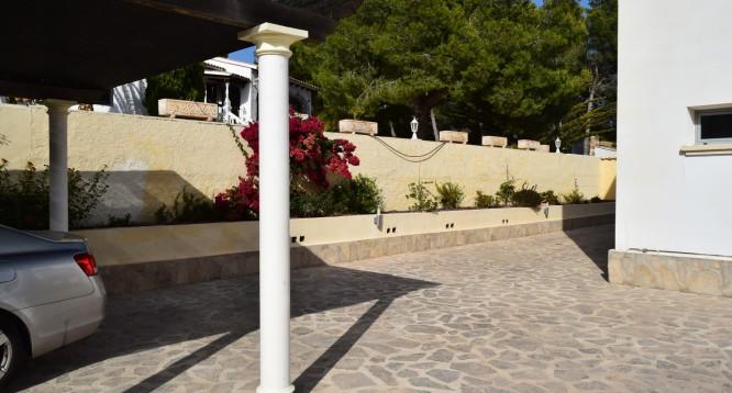 Villa La Fustera para alquilar en Benissa (2)
