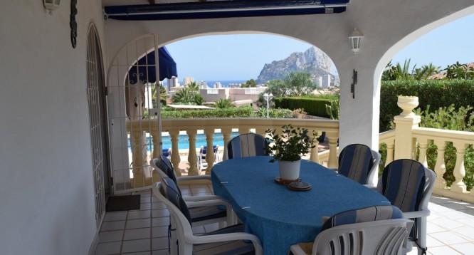 Villa La Vallesa II en Calpe (1)