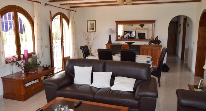 Villa La Vallesa II en Calpe (2)