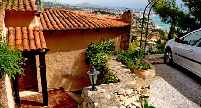 Villa Maryvilla I en Calpe (2)