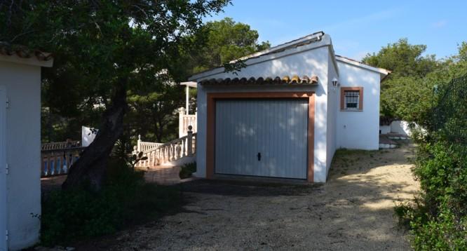 Villa Fanadix en Benissa Costa para alquilar (34)