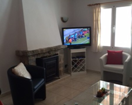 Apartamento Buenavista en Benissa para alquilar (1)