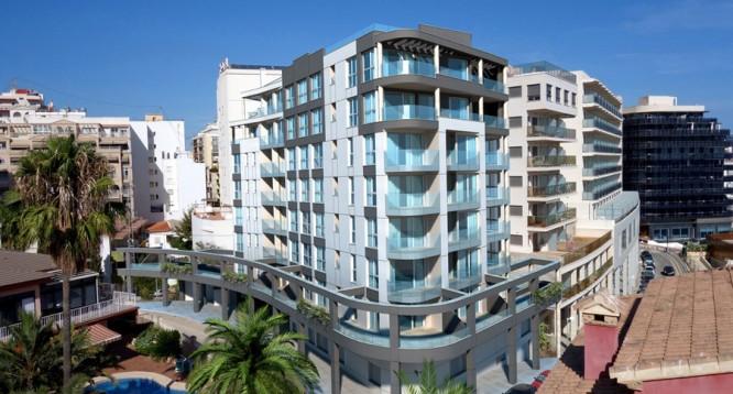 Apartamento Merlior 1 en Calpe (1) - copia