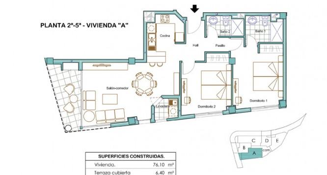 VIVIENDA  pl. 2ª-5ª -A_001