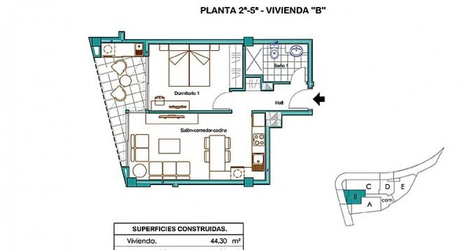 VIVIENDA  pl.2ª-5ª -B_001
