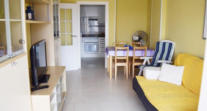 Apartamento Apolo XIX 2 en Calpe para alquilar (1)