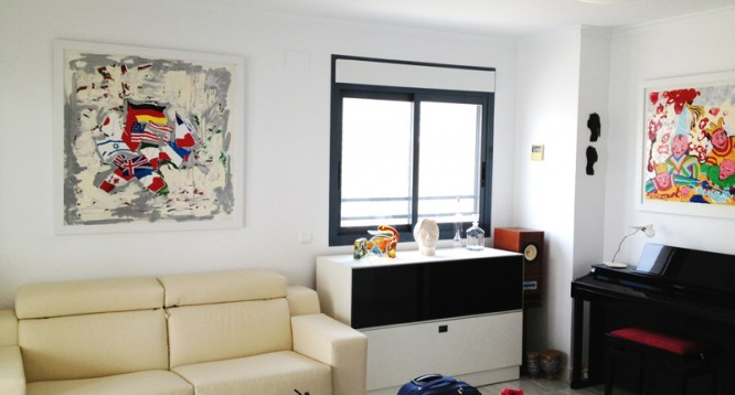 Apartamento Balcon al Mar en Calpe (1)