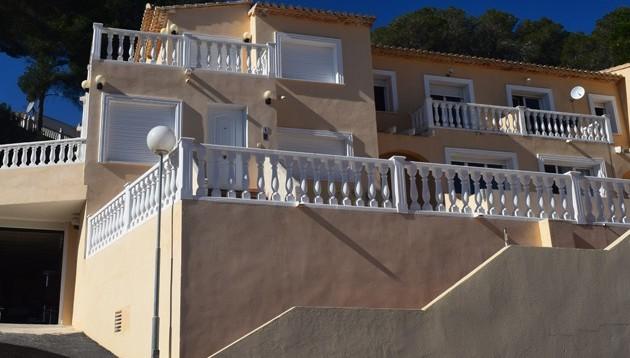 Casa Las Perlas en Calpe (1)