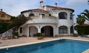 Villa Cometa III à Calpe