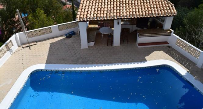Villa Maryvilla G para alquilar en Calpe (11)