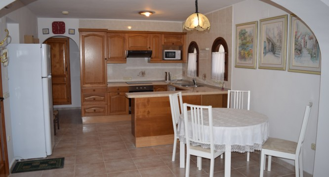 Villa Maryvilla G para alquilar en Calpe (34)
