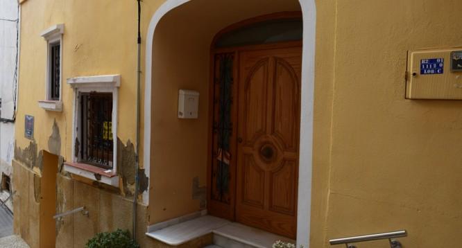 Villa Puchalt en el casco antiguo de Calpe (5)