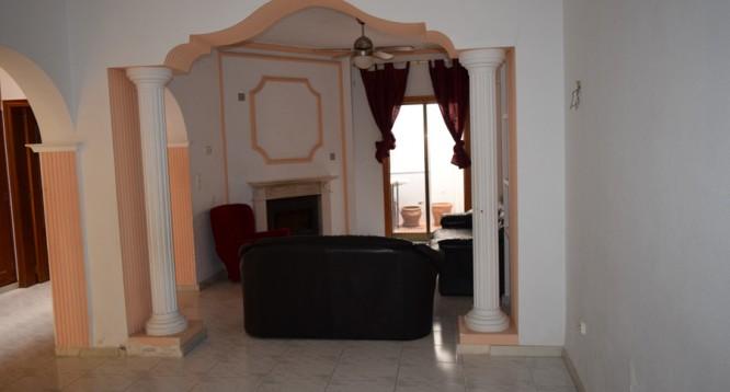 Villa Puchalt en el casco antiguo de Calpe (7)