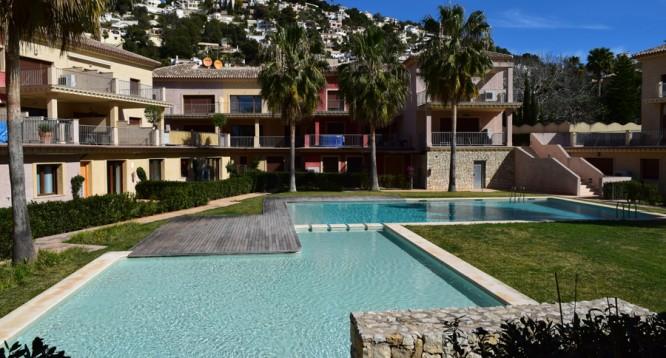 Apartamento Calcides en Benissa costa (1)