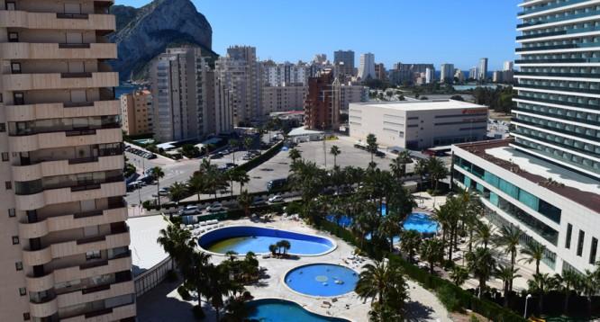 Apartamento Coral Beach 210 C en alquiler de temporada en Calpe (5)