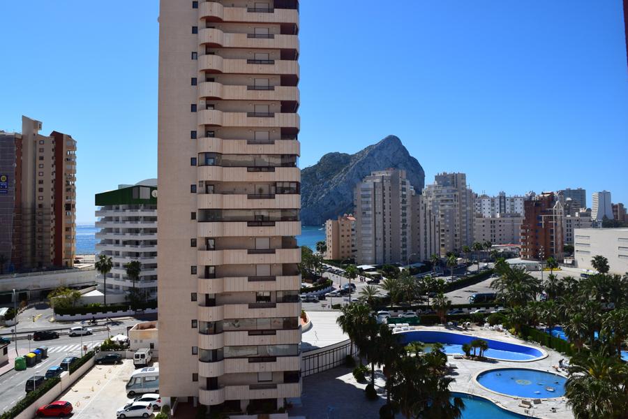 Appartement coral beach c calpe acheter ou louer une for Acheter une maison a alicante