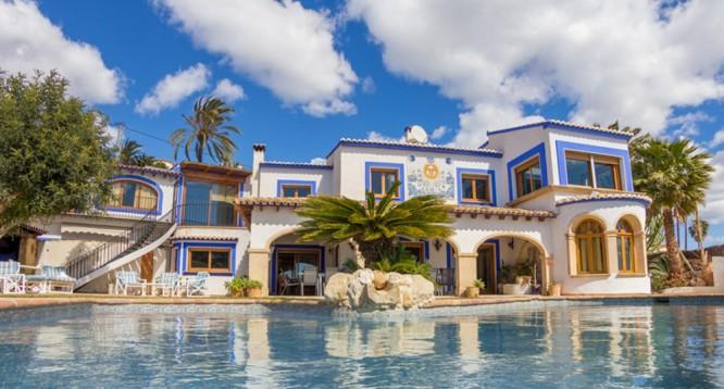 Villa Basetes Benissa Costa (1)