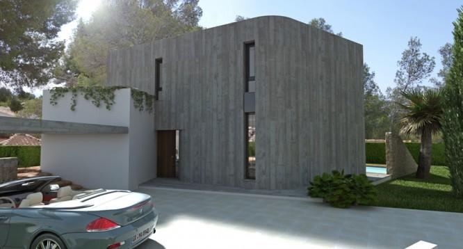 Villa Benissa Costa  (13)