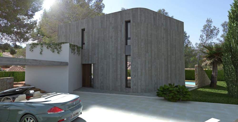 Villa moderne benissa costa acheter ou louer une for Acheter ou louer une maison