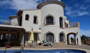 Villa Colina Del Sol à Calpe en location saisonnière