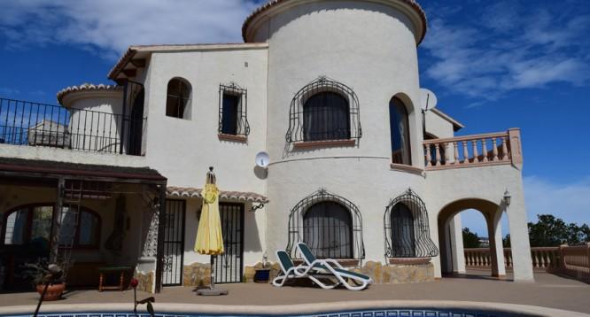 Villa Colina del Sol en Calpe (1)
