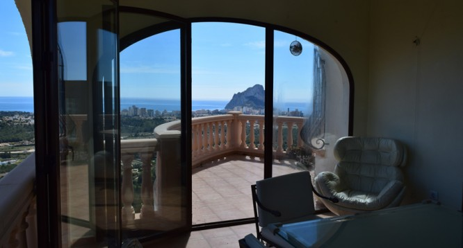 Villa Colina del Sol en Calpe (2)