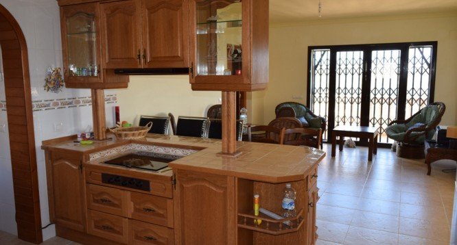 Villa Colina del Sol en Calpe (31)